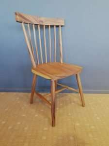 Suar wood chair by Collectif Designs