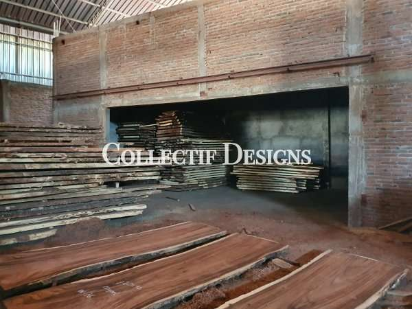 Collectif Designs Kiln Dry chamber for solid wood